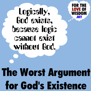 Matt Slick's Transcendental Argument for God's Existence