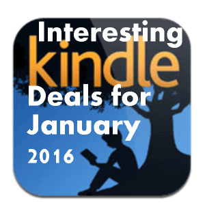 Interesting Kindle Deals for January, 2016