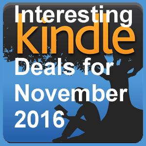 Interesting Kindle Deals for November 2016